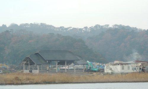 東松島震災地経済復興支援研修レポート1