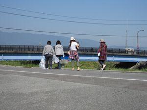 第4回 河川清掃