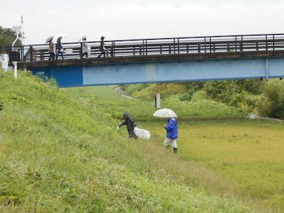 平成27年度 第2回河川清掃