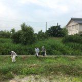 平成29年度第1回河川清掃